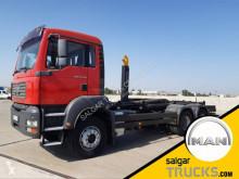 MAN TGA 26.430 truck used hook arm system