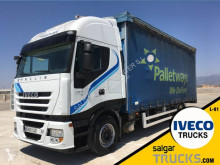 Камион Iveco Stralis AS 440 S 45 TP подвижни завеси втора употреба