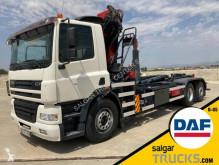 Camión caja abierta DAF CF85 430