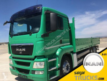 MAN TGS 26.360 truck used flatbed