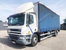 Camión DAF CF75 310 tautliner (lonas correderas) usado