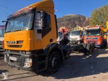Камион Iveco Stralis AD 260 S 31 шаси втора употреба