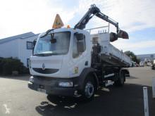 Camion bi-benne Renault Midlum 220.14 DXI