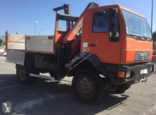 MAN 18.224 truck used tipper