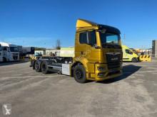 MAN TGS 26.400 truck new hook arm system