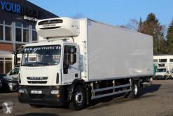 Camión frigorífico multi temperatura Iveco Eurocargo Eurocargo 19EL30 EURO EEV mit Carrier Kühlung