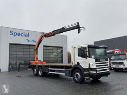 Camion Scania L plateau occasion