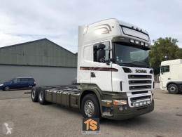 Camion châssis Scania R 580