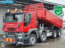 Camión Iveco Trakker 480 volquete usado