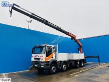 Camión Iveco Trakker 410 caja abierta usado