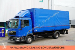 Caminhões caixa aberta com lona MAN TGL TGL 8.150 Pritsche 6,2m Plane LBW Euro-5 Diff.Sp