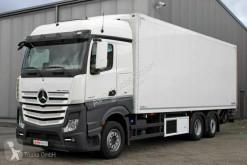 Camión frigorífico Mercedes Actros 2543 L ACTROS Kühlkoffer 2,5 t LBW Lenkachse