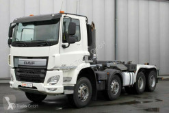 Камион мултилифт с кука DAF CF CF 440 8X4 Meiller RK 30.65 K Intarder ACC FCW