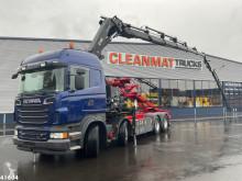 卡车 集装箱运输车 斯堪尼亚 R 500