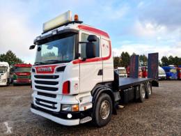 Lastbil Iveco Eurocargo ML100E22 4x2 Autotransport Euro 5 maskinbæreren brugt