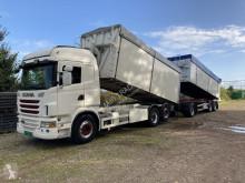 Camión volquete para cereal Scania G 480