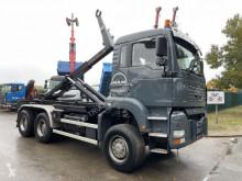 Camión MAN TGA 33.480 Gancho portacontenedor usado