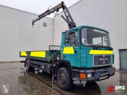 Camión MAN 18.232 caja abierta usado