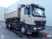 Camion benne Mercedes Actros 3336