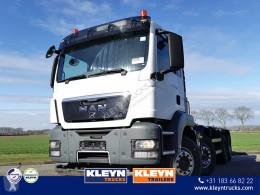 Camión portacontenedores MAN TGS 41.360