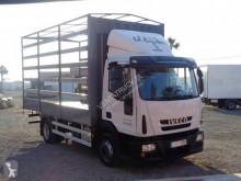 Caminhões caixa aberta com lona Iveco Eurocargo 120 E 18