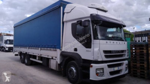 Iveco tautliner truck Stralis AS 260 S 45