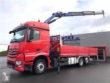 Caminhões estrado / caixa aberta caixa aberta Mercedes Arocs 2536 L