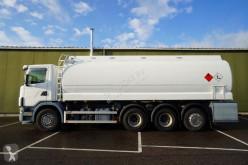 Caminhões cisterna productos químicos Scania 114G/ 340 8X4/4 FUEL TANK 496.300KM