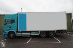 Camión frigorífico mono temperatura Scania R 490