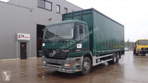Camión lonas deslizantes (PLFD) Mercedes Actros 2531