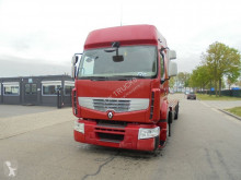 Ciężarówka Renault 410 DXI (WINCH - MANUAL GEARBOX - AIRCO) do transportu samochodów używana