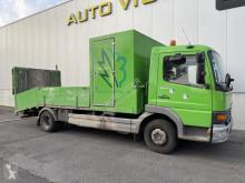 Camión Mercedes Atego 1018 caja abierta usado