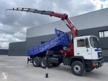 Ciężarówka MAN wywrotka używana