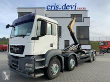 Lastbil flerecontainere MAN TGA TGA 35.440 8x2 Palfinger Abrollkipper Bj. 2013