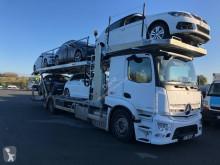 Ciężarówka do transportu samochodów Mercedes Actros 1840