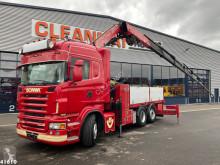 Camion Scania R 620 plateau occasion