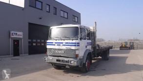 Iveco plató teherautó Turbostar