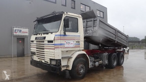 Camion Scania R 112 benne occasion