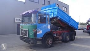 Ciężarówka MAN 26.321 wywrotka trójstronny wyładunek używana