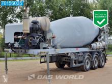 Semi remorque béton toupie / Malaxeur BM12-39-3 12m3 Volvo 115hp Engine Good Condition