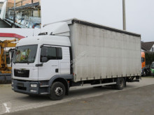 Camión MAN TGM TG-M 15.290 4x2 BL Pritsche LBW Doppelstock lona corredera (tautliner) usado