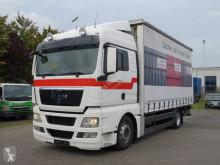 Camión MAN TGX TG-X 18.440 4x2 Pritsche LBW lona corredera (tautliner) usado