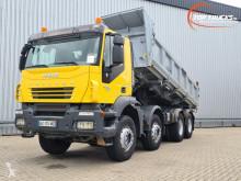 Camión volquete volquete trilateral Iveco Trakker 410