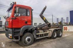 Ciężarówka MAN TGA 33.430 Hakowiec używana