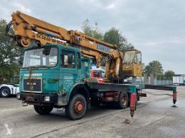 Ciężarówka MAN 26.321 platforma używana