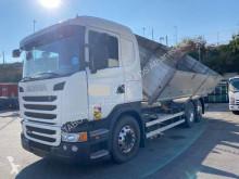 Camion Scania G 440 ribaltabile trilaterale usato