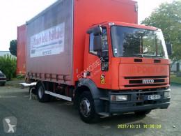 Lastbil Iveco Eurocargo 150E18 glidende gardiner brugt