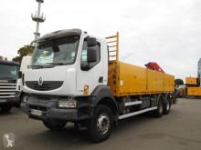 Camión Renault Kerax 370 DXI caja abierta estándar usado