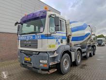 Ciężarówka MAN TGA betonomieszarka używana