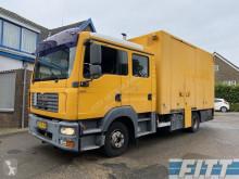 Camión MAN TGL 12.240 furgón usado